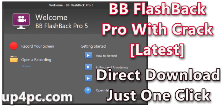BB FlashBack Pro 5.42.0.4556 With Crack [Latest]