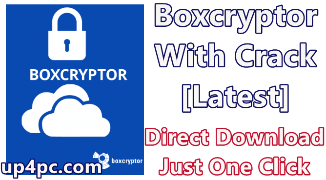 Boxcryptor 2.38.1080 With Crack [Latest]
