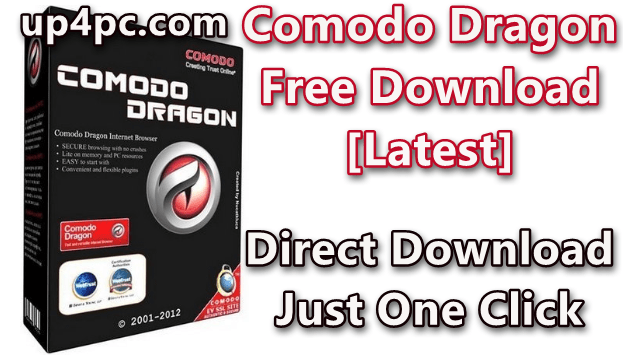 Comodo Dragon 80.0.3987.87 Free Download [Latest]