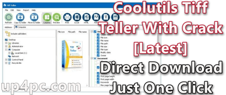 Coolutils Tiff Teller 5.1.0.35 With Crack [Latest]