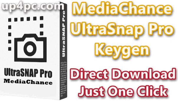 MediaChance UltraSnap Pro 4.8.3 Keygen [Latest]