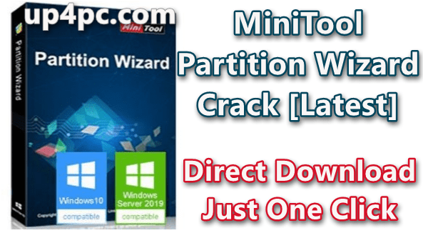 MiniTool Partition Wizard Technician 11.6 With Crack [Latest]