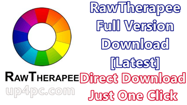 Rawtherapee 5.8 Full Version Download [Latest]