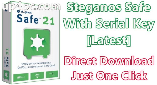 Steganos Safe 21.0.4 Revision 12573 Serial Key [Latest]