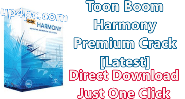 Toon Boom Harmony Premium 17.0.2 Build 15414 With Crack [Latest]