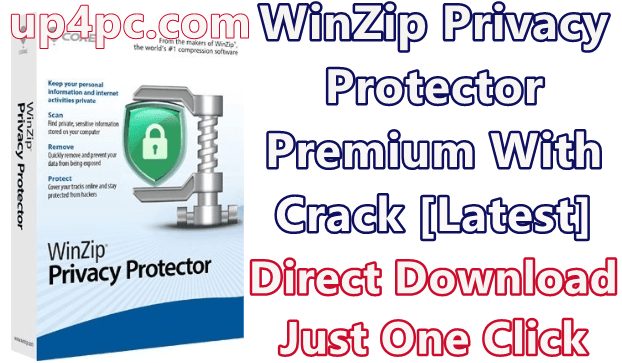 WinZip Privacy Protector Premium 3.9.1 With Crack [Latest]