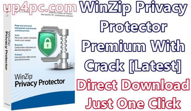 Winzip Privacy Protector Premium 3.9.1 With Crack [Latest]
