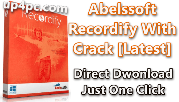 Abelssoft Recordify 2020 v4.02 With Crack [Latest]