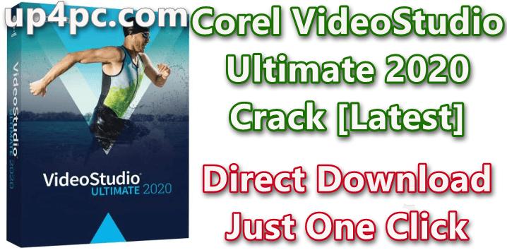 Corel Videostudio Ultimate 2020 V23.0.1.404 With Crack [Latest]
