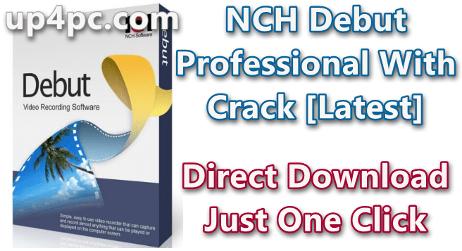 NCH Debut Professional 6.11 Beta With Crack [Latest]