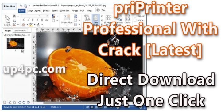 Priprinter Professional 6.6.0.2478 Beta With Crack [Latest]