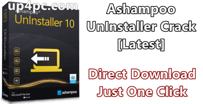Ashampoo Uninstaller 10.00.10 With Crack Download Pc [Latest]