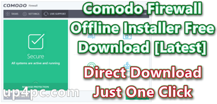 Comodo Firewall 12.2.2.7036 Offline Installer Free Download [Latest]