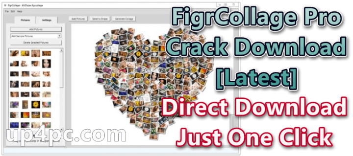 FigrCollage Pro 2.6.2.0 With Crack Download [Latest]