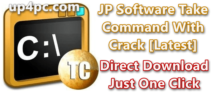 Jp Software Take Command 26.00.29 With Crack [Latest]