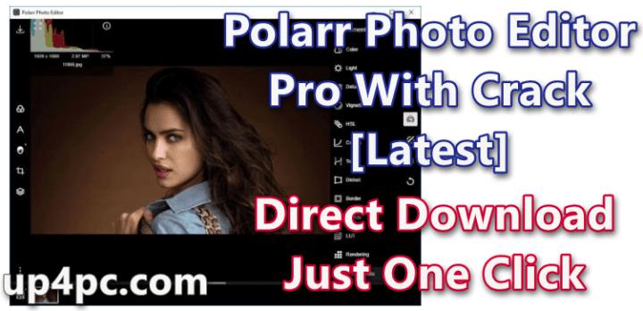 Polarr Photo Editor Pro 5.10.16 With Crack [Latest]