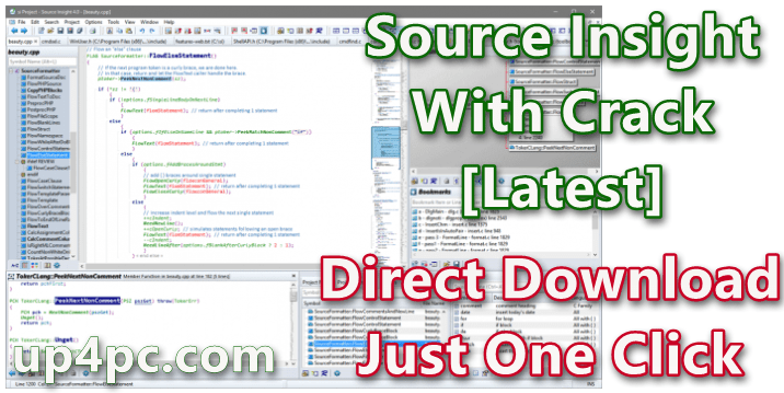 Source Insight 4.0.0113 With Crack [Latest]