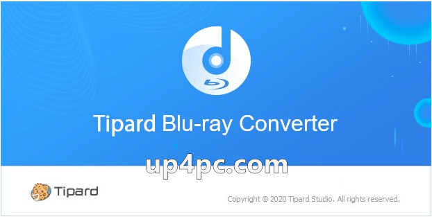 Tipard Blu-Ray Converter 10.0.8 With Crack [Latest]