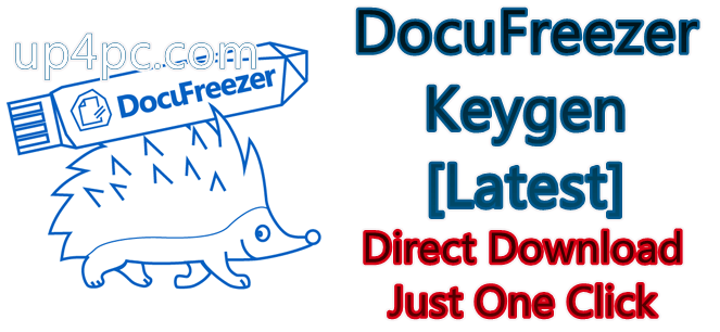 Docufreezer 3.1.2004.29210 With Serial Key Free Download [Latest]