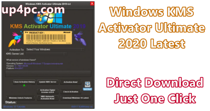 Windows KMS Activator Ultimate 2020 Free Download
