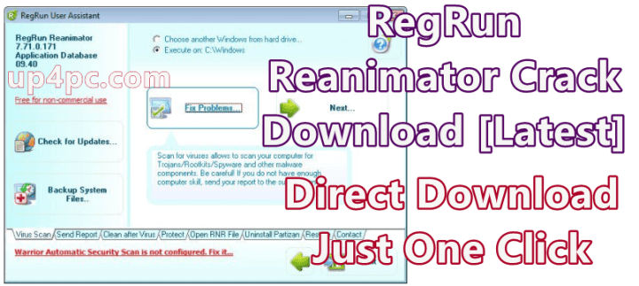 RegRun Reanimator 12.0.2020.1111 With Crack Download [Latest]