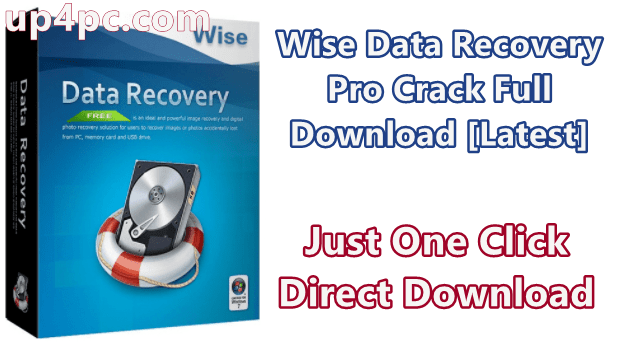 Wise Data Recovery Pro 5.1.8.336 Crack Full Download [Latest]