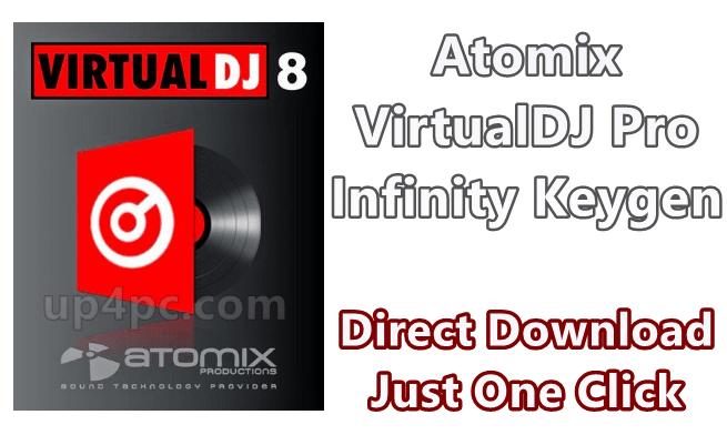 Atomix Virtual Dj Pro Infinity 2021Keyegn With License Key