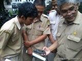 Mempelajari penggunaan GPS.