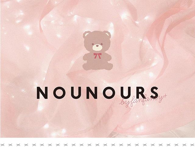 推しとわたしの毎日に「NOUNOURS by fanfancy+」