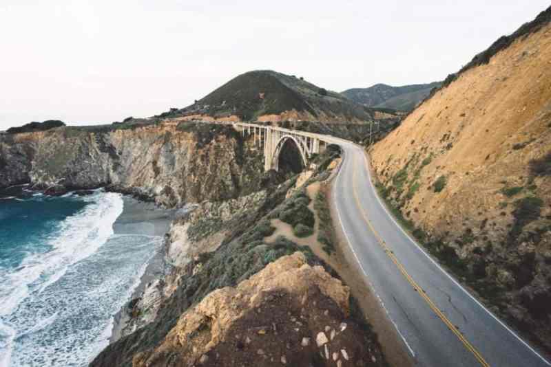 California National Park Road Trip Itinerary