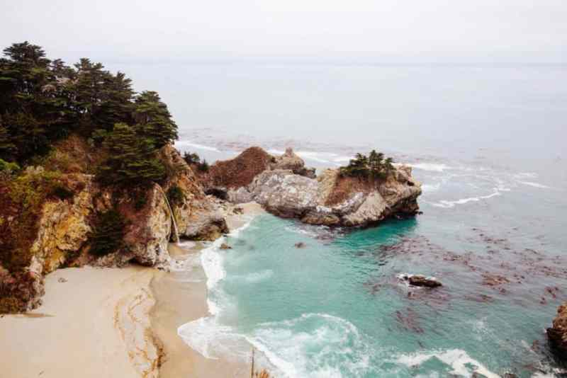 places to stay in big sur