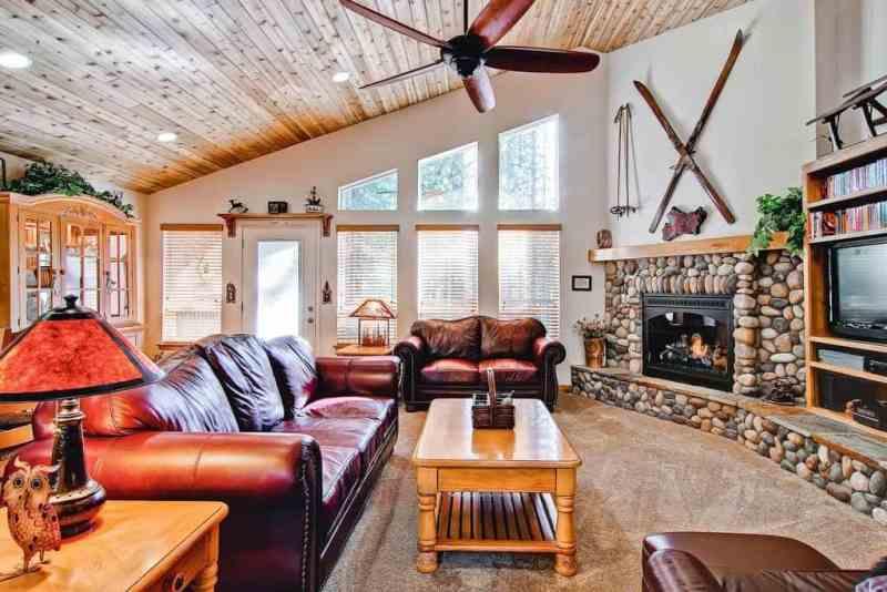 Yosemite cabin rentals - Serenity Pines Cabin