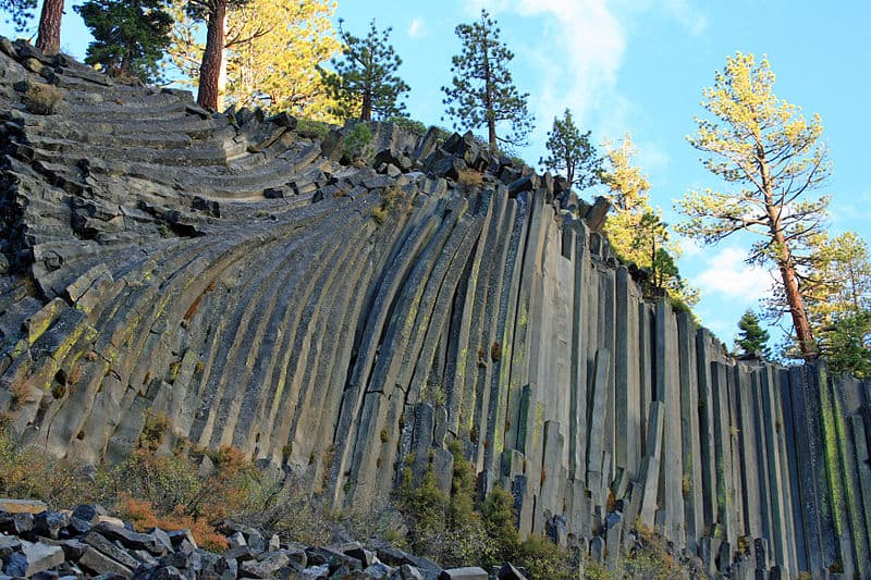 Things to Do Near Mammoth Lakes - Devil's Postpile National Monument