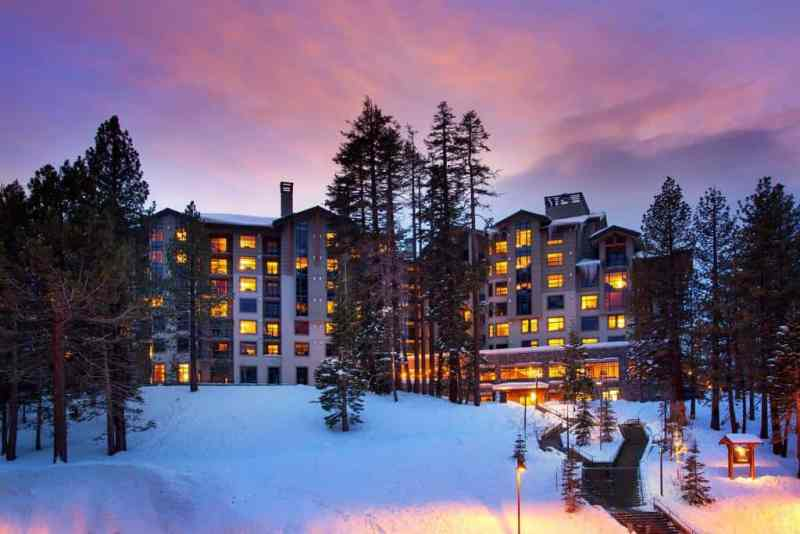 Mammoth lodging options and reservations