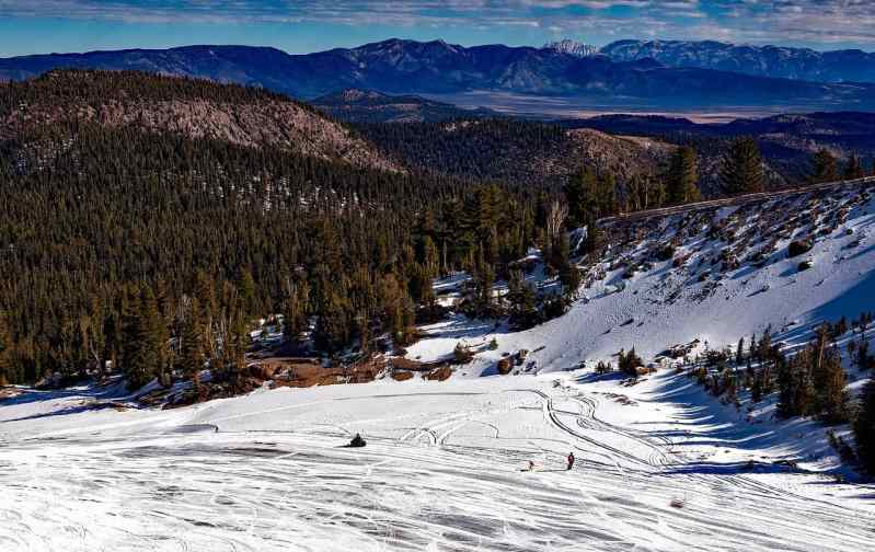 Things to Do in Mammoth - Summer Skiing