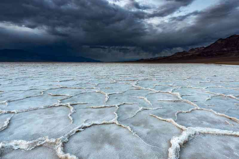 Death Valley must see - Badwater Basin
