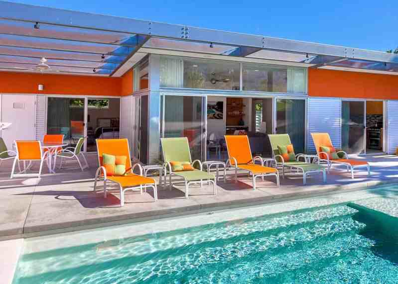 Palm Springs home rentals