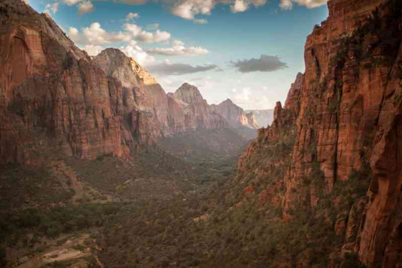 Zion National Park - a must stop on a southwest national parks road trip