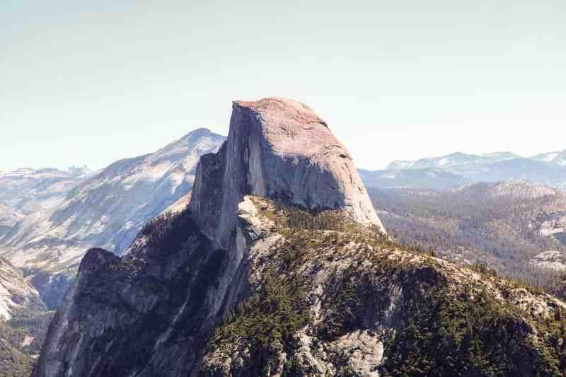 USA Hiking Bucket List - Half Dome Trail in Yosemite