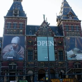 The renovated Rijksmuseum reopened in April 2013