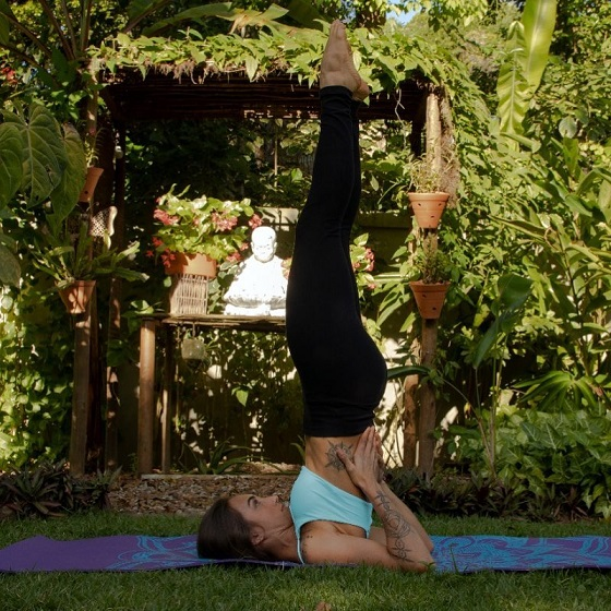 yoga to reduce breathing problems