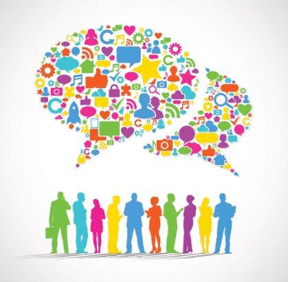 التسويق علي شبكات التواصل الاجتماعي