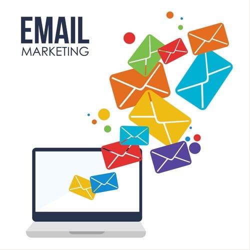 شركة التسويق عبر البريد الالكتروني