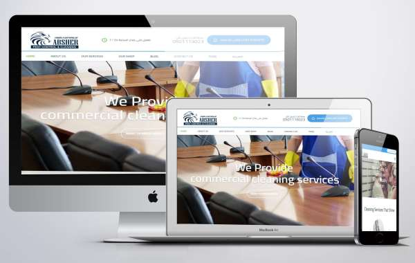 website design cleaning services company