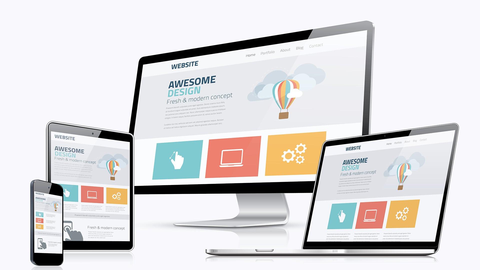 شركات تصميم مواقع انترنت في الامارات