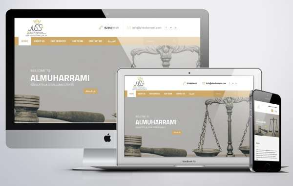 Advocates and Legal Consultancy Law Firm Website Design