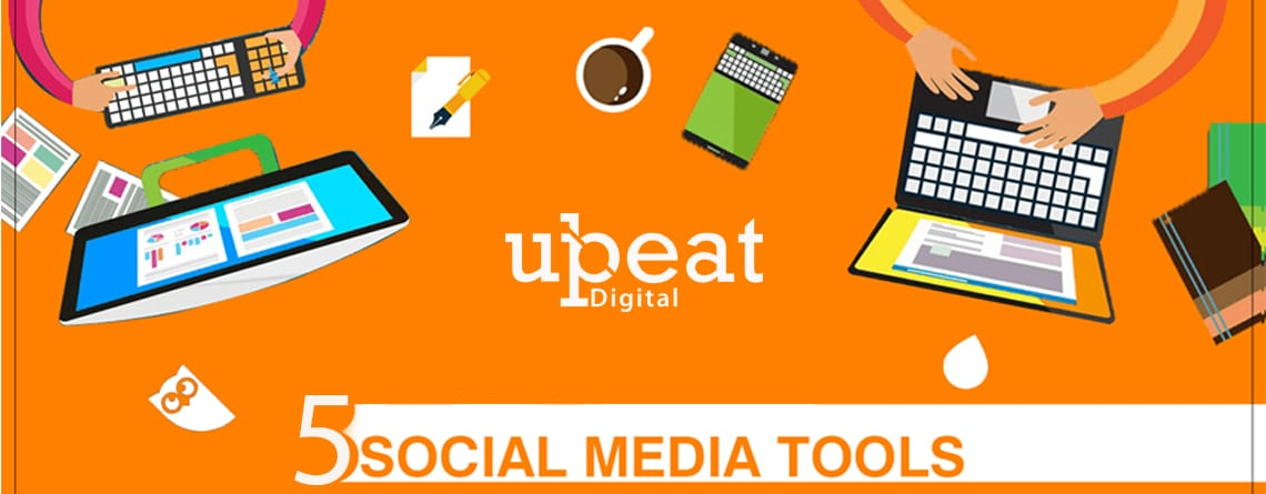 أدوات ادارة مواقع التواصل الاجتماعي