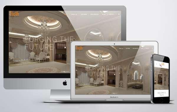 تصميم مواقع ديكور وتصميم داخلي
