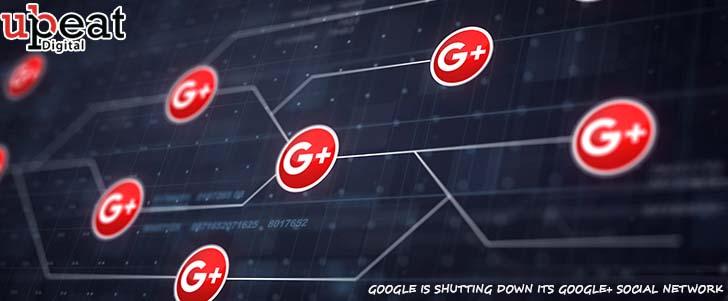 اغلاق جوجل بلس