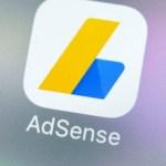 إيقاف تطبيق AdSense